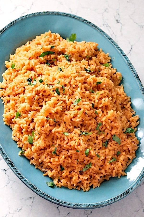 10-Minute Easy Mexican Rice