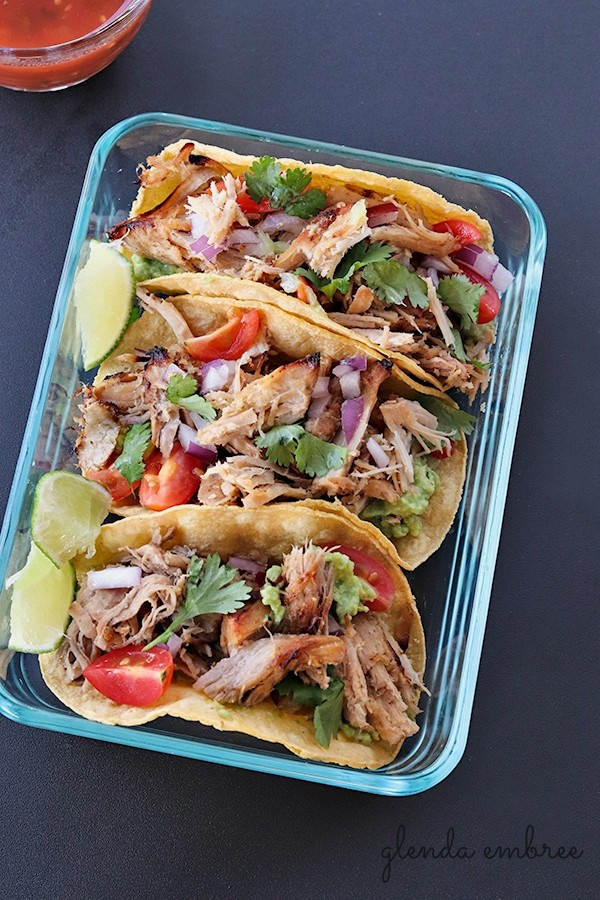 Crock-Pot Carnitas Tacos