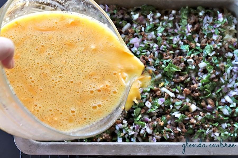 Eggs for Breakfast Casserole