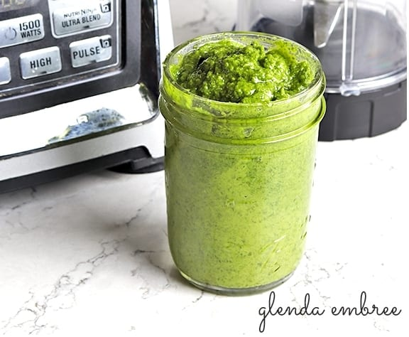 delicious homemade healthy condiments - Homemade Chimichurri