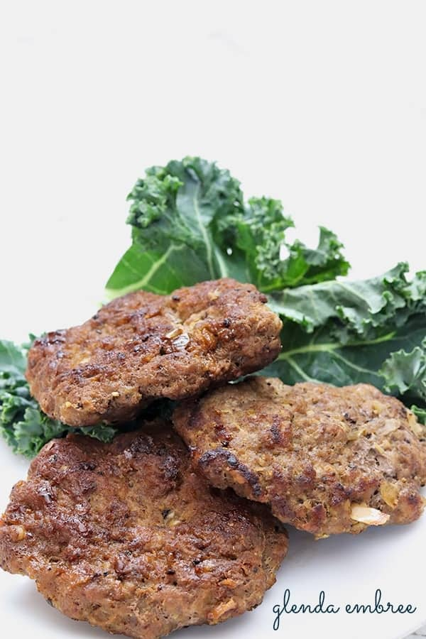 homemade sausage recipes - patties - Italian Sausage