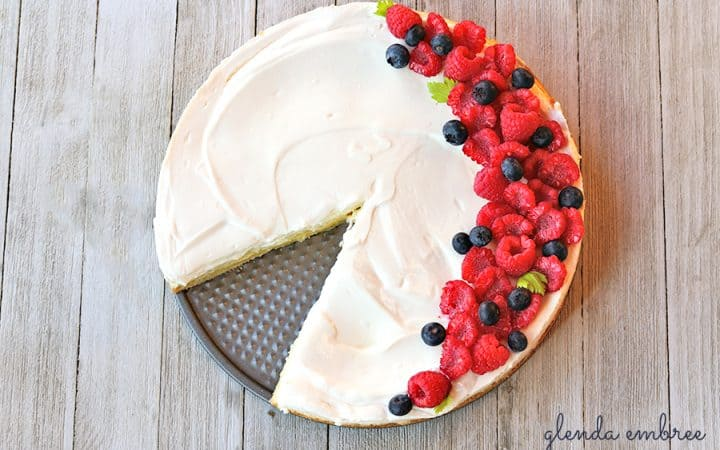 easy delicious cheesecake