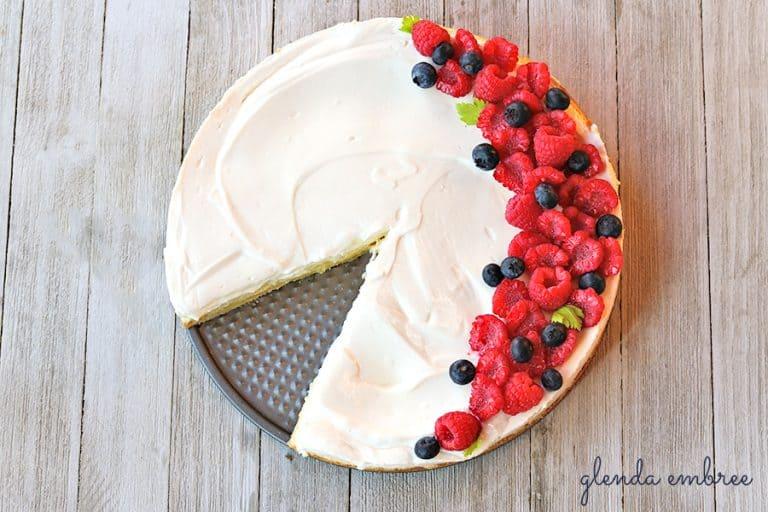 easy delicious cheesecake