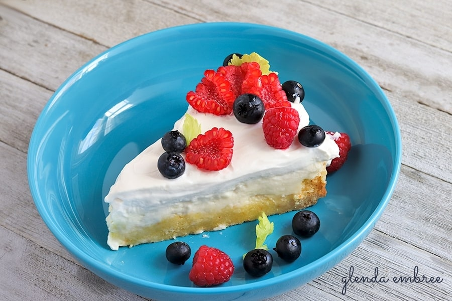 Easy Delicious Cheesecake dessert