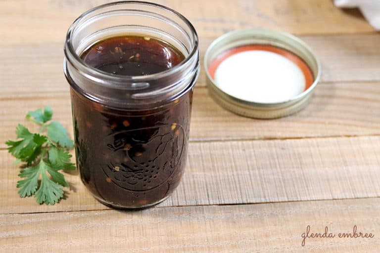 5-minute stir-fry and dipping sauce